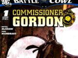 Battle for The Cowl: Commissioner Gordon 1