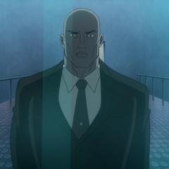 Luthor visita a Orm.