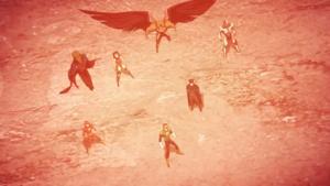 TROFS - La Liga de la Justicia desaparece
