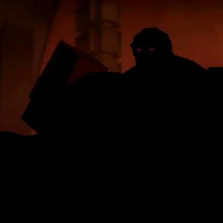 El villano se presenta.