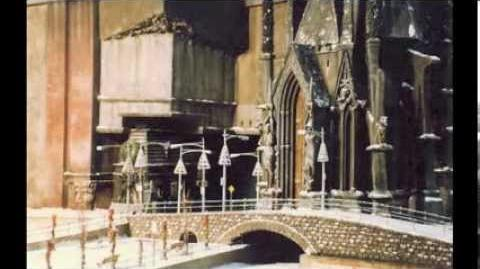 BATMAN RETURNS miniature effects