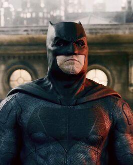 Ben Affleck in Justice League