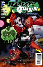Harley Quinn Vol 2-10 Cover-2