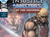 Injustice vs. Masters Of The Universe Vol.1 1