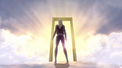 Young Justice - Artemisa antte la puerta