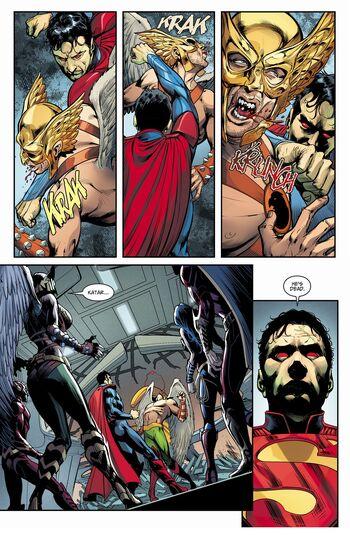 Injustice Año Cinco Vol.1 32 imagen