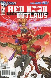 Red Hood and The Outlaws Vol 1-1 Cover-2