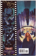 Batman Forever Comic Book Cover Back