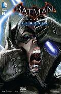 Batman arkham knight genesis n2 1