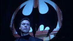 Bruce Wayne Batsignal