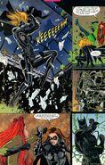 Poison Ivy vs Batgirl (Comic Adaptation)