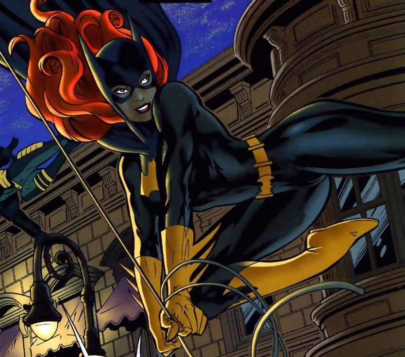 Image 987203 Birds Of Prey Black Canary Batgirl Pg08g Batman