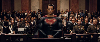 Superman ante la audiencia