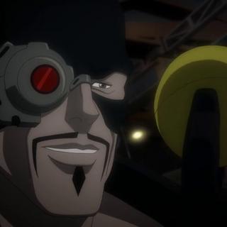 Deadshot obtiene el bastón