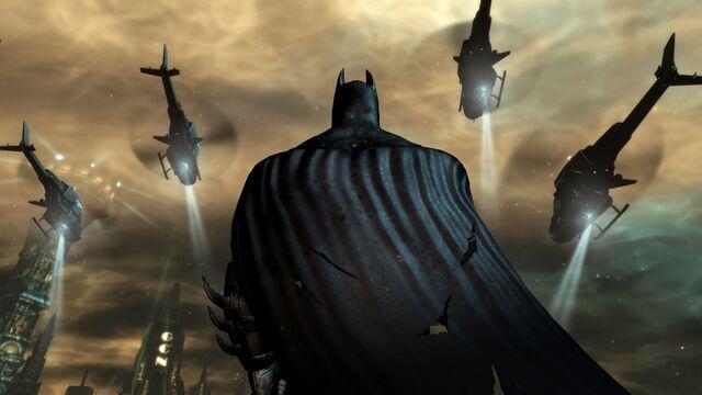 FileBatman Arkham City Gameplay 5