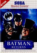 Batman Returns Master System
