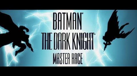 Batman The Dark Knight Master Race - Extended Trailer