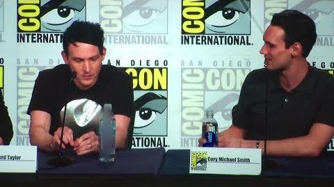 GOTHAM Panel en la Comic-Con 2017