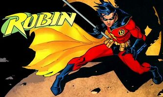Tim Drake | Batman Wiki | FANDOM powered by Wikia