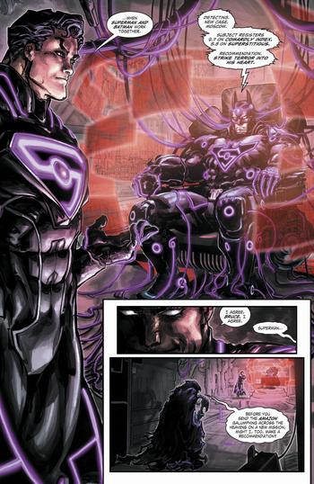 Injustice vs. Masters Of The Universe Vol.1 1 imagen