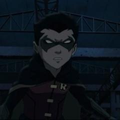 Robin es atacado.