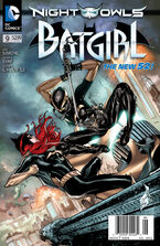 Batgirl Vol 4-9 Cover-1