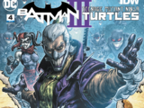Batman/Teenage Mutant Ninja Turtles III Vol.1 4