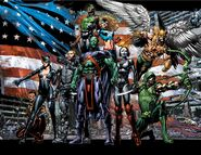 Justice League of America Volume 3 Teaser Poster