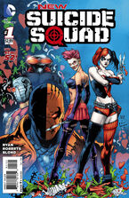 New Suicide Squad Vol 1-1 Cover-2