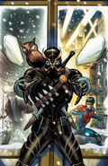 Nightwing Vol 3-8 Cover-1 Teaser