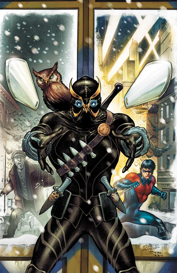 ea0324e6c Talon (William Cobb) | Batman Wiki | FANDOM powered by Wikia