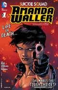 Suicide Squad Amanda Waller Vol 4-1 Cover-1