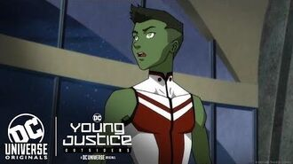 Young Justice - Outsiders segunda parte
