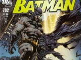 Batman Issue 702