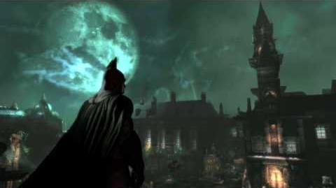 Batman Arkham Asylum Invisible Predator Video