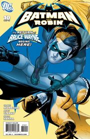 Batman and Robin-10 Cover-2