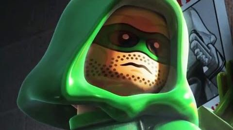 """Green Arrow"" DLC Trailer"