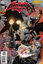 Batman and Robin-20 Cover-2
