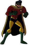 Robin wii