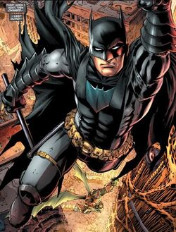 Batman Earth-2 New 52