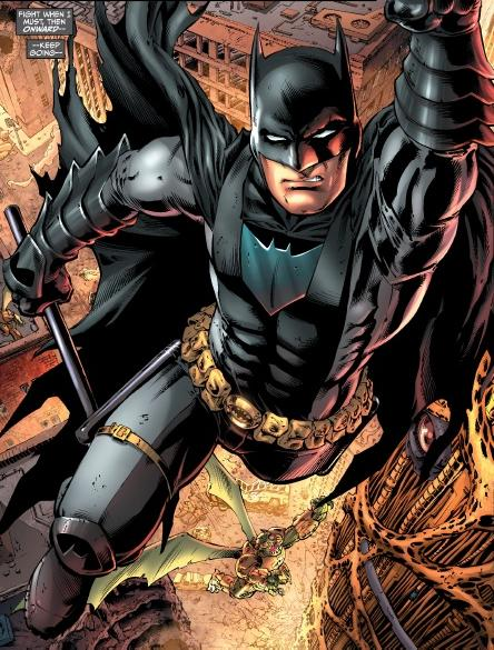 Batman Earth 2