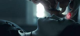 Titans - Trigon coloca la gema en Rachel