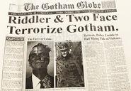 Batman Forever - Gotham Globe