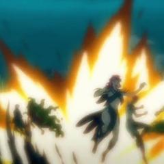Atlantis es atacado.