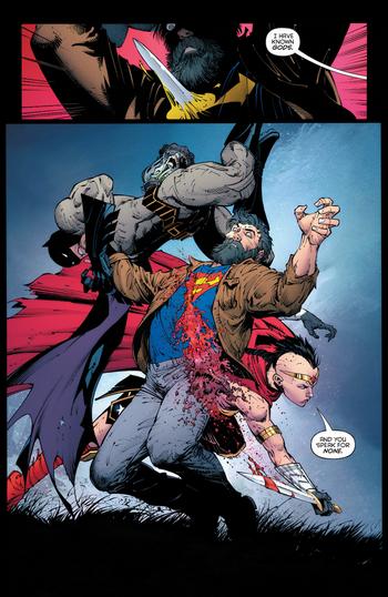 Batman Last Knight on Earth Vol.1 2 imagen 02