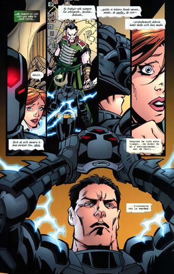 Bruce Wayne - The Road Home - Ra's al Ghul 01 18