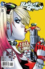 Harley Quinn Vol 2-28 Cover-2