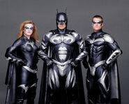 Batman & Robin - The Titanic Trio