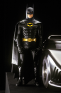Batman 1989 - Batman and the Batmobile