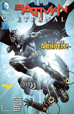 Batman Eternal Vol 1-22 Cover-1